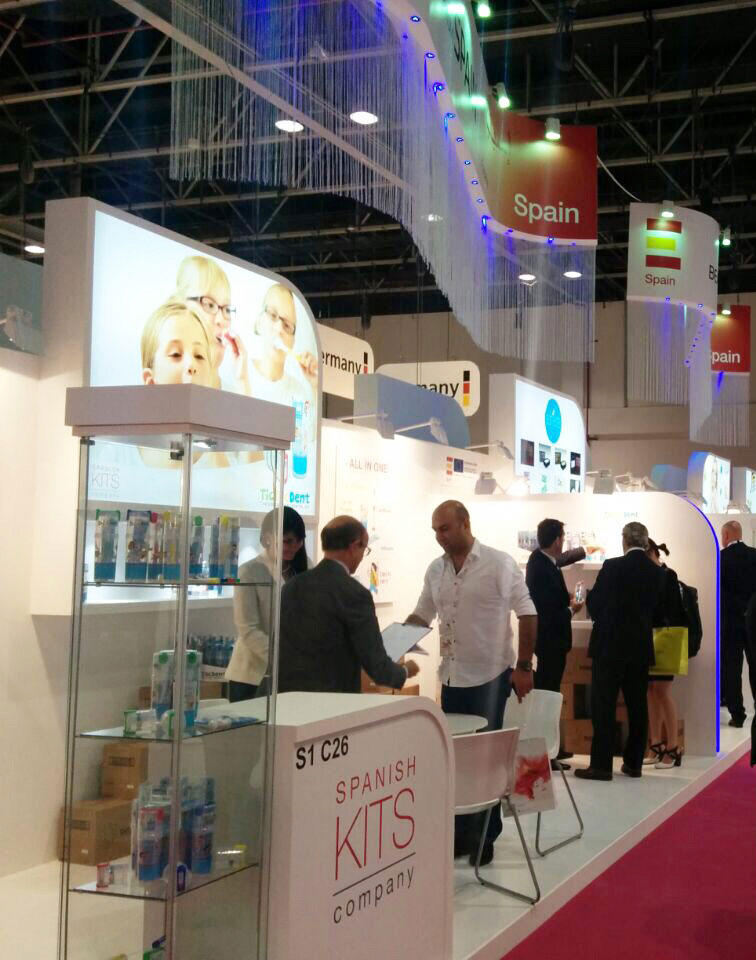 Feria Beautyworld Middle East Dubai.