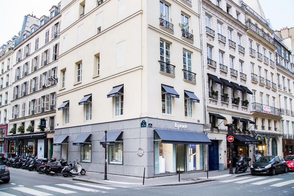 Boutique La Prairie en París: 199, rue Saint-Honoré.