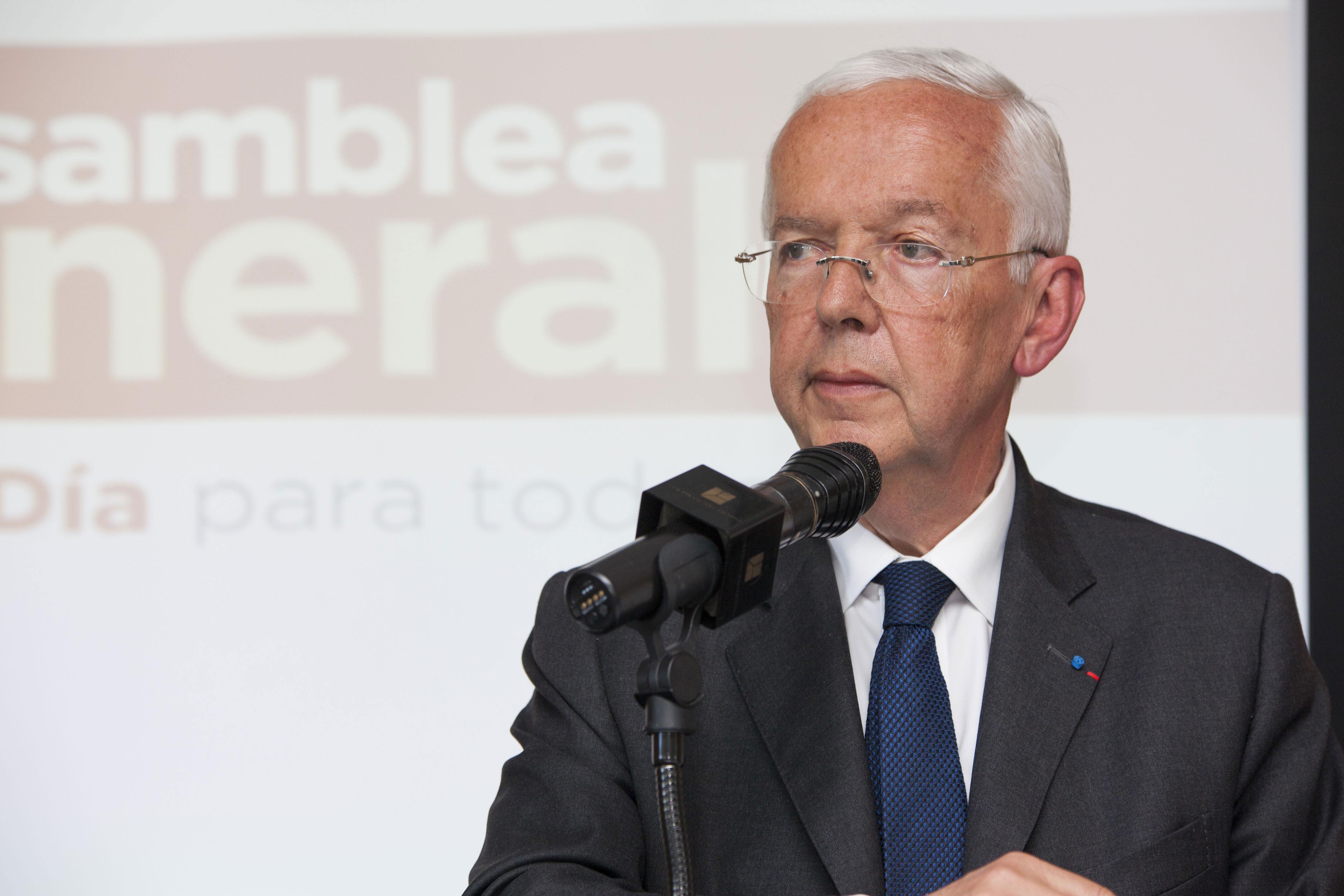 Loïc Armand, presidente de Cosmetics Europe.