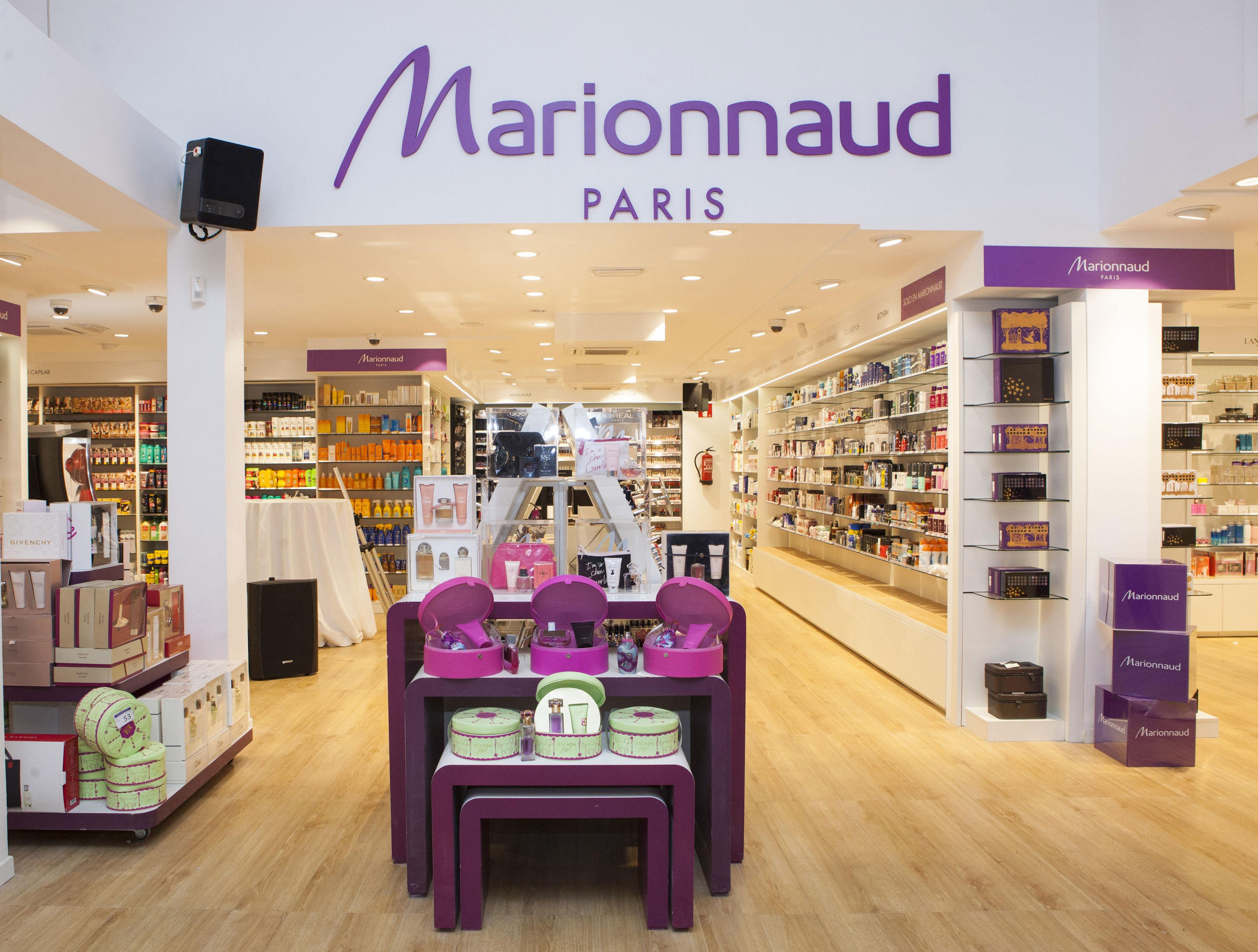 Perfumerías Marionnaud cierra en España
