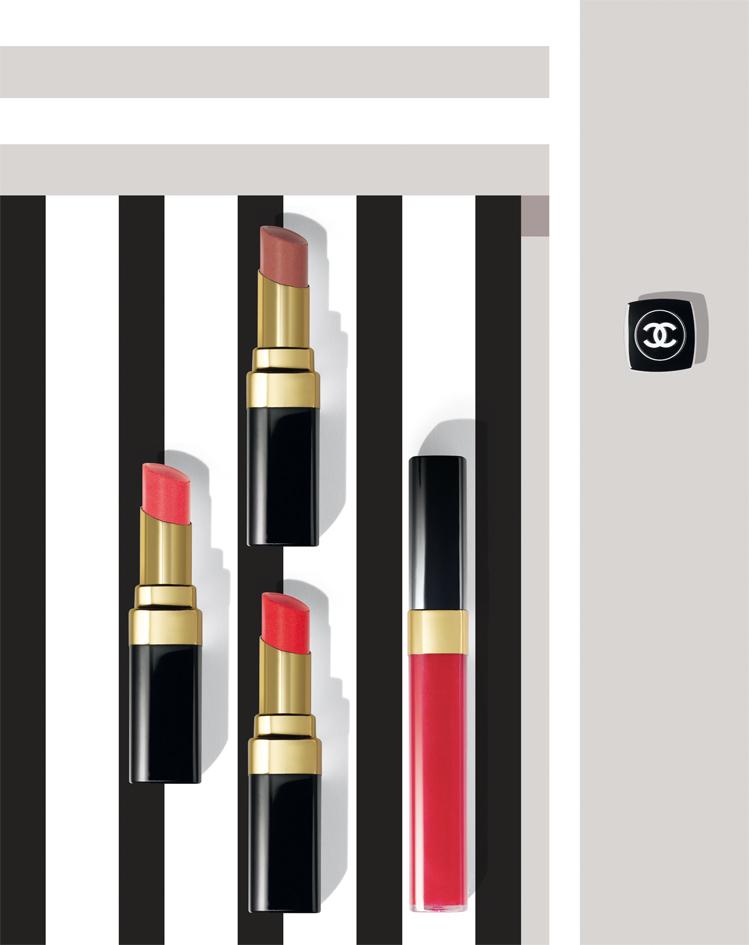 Rouge Coco Shine y Lèvres Scintillantes, Chanel verano 2015