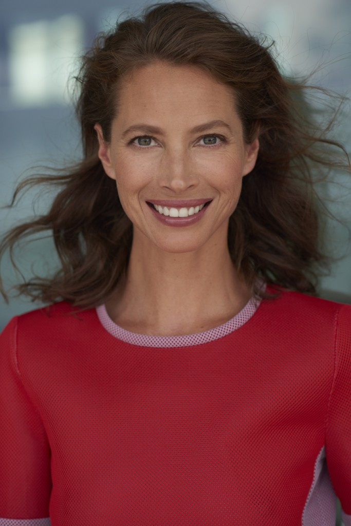 Christy Turlington embajadora de Biotherm