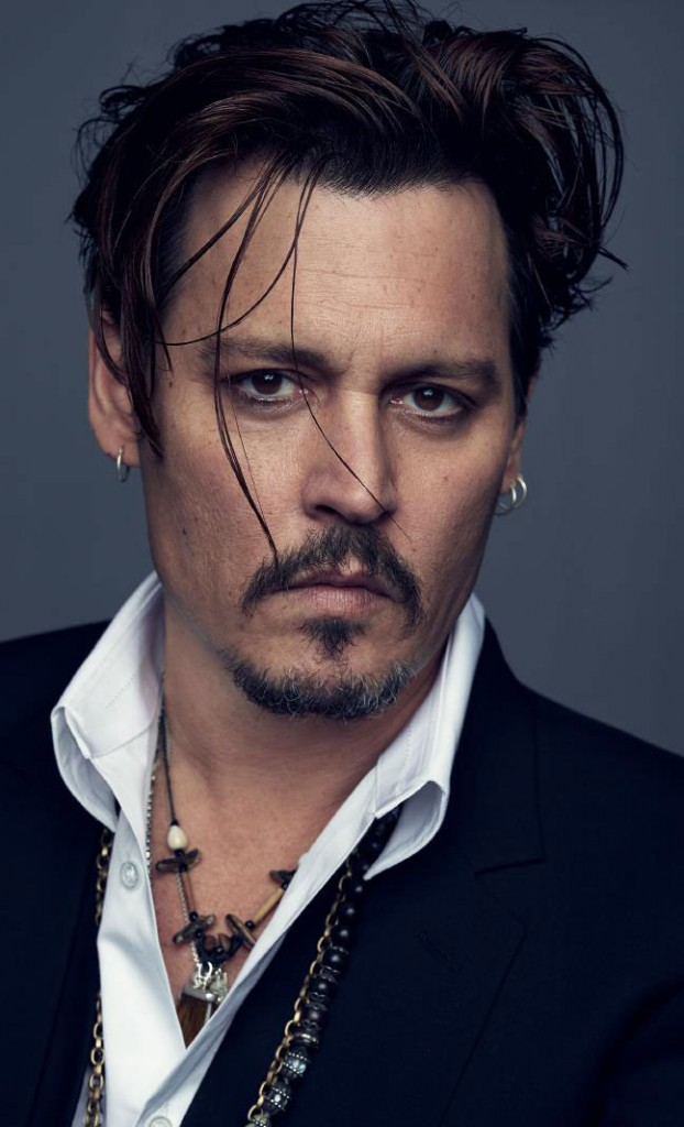 Johnny Depp para Dior.