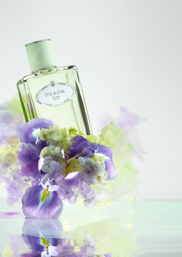 Les Infusions de Prada - Bottle Ingredient - 01 IRIS