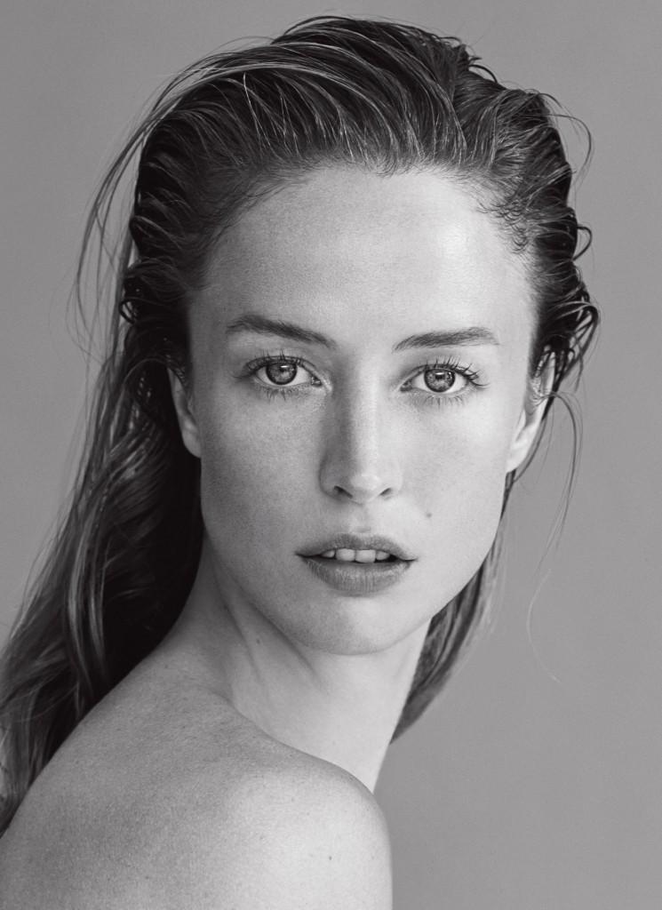 Rachel Zimmermann, imagen publicitaria de Narciso EDT.