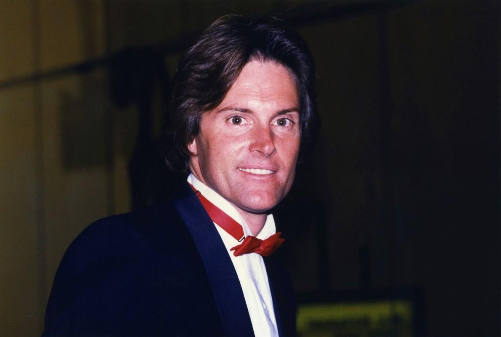 Bruce Jenner.