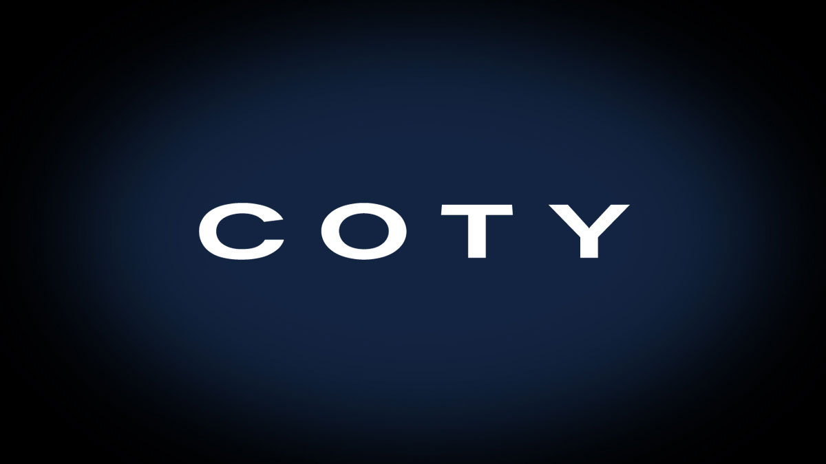 Coty, logo.
