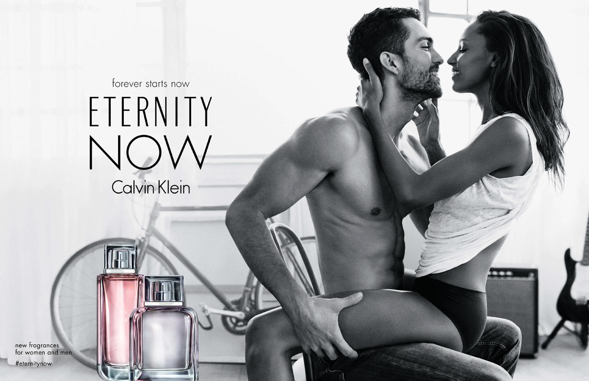 Eternity Now, Calvin Klein