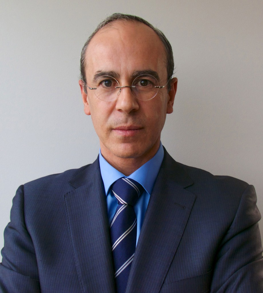 Juan Francisco Mediavilla, Eurofragance Mexico & Central America & Caribbean General Manager.