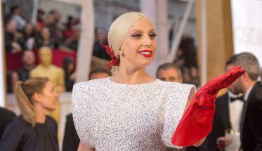 Lady Gaga en los Oscar 2015