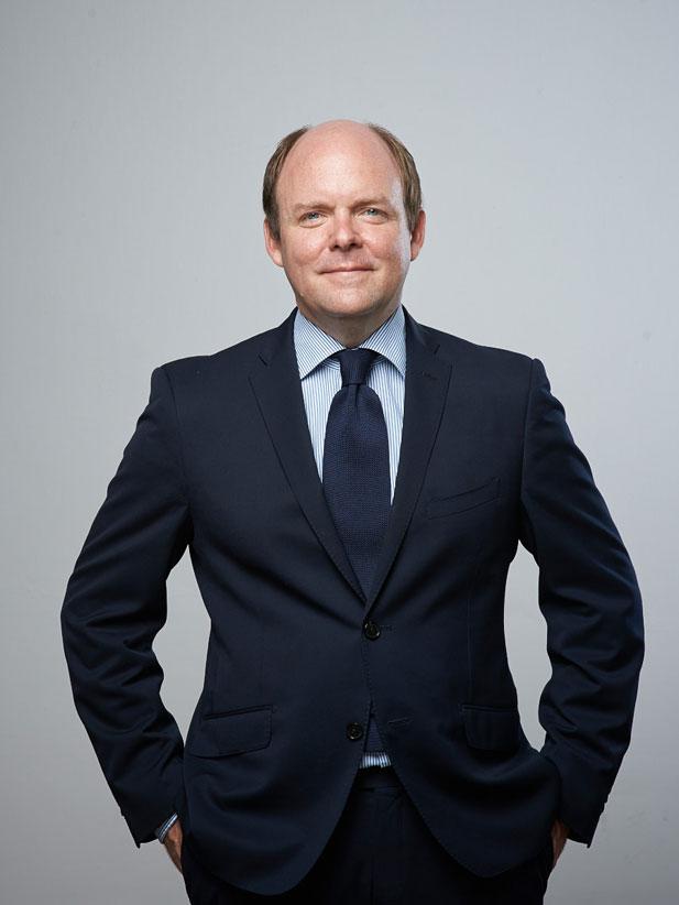 Markus Steger, Eurofragance-General Manager Asia.