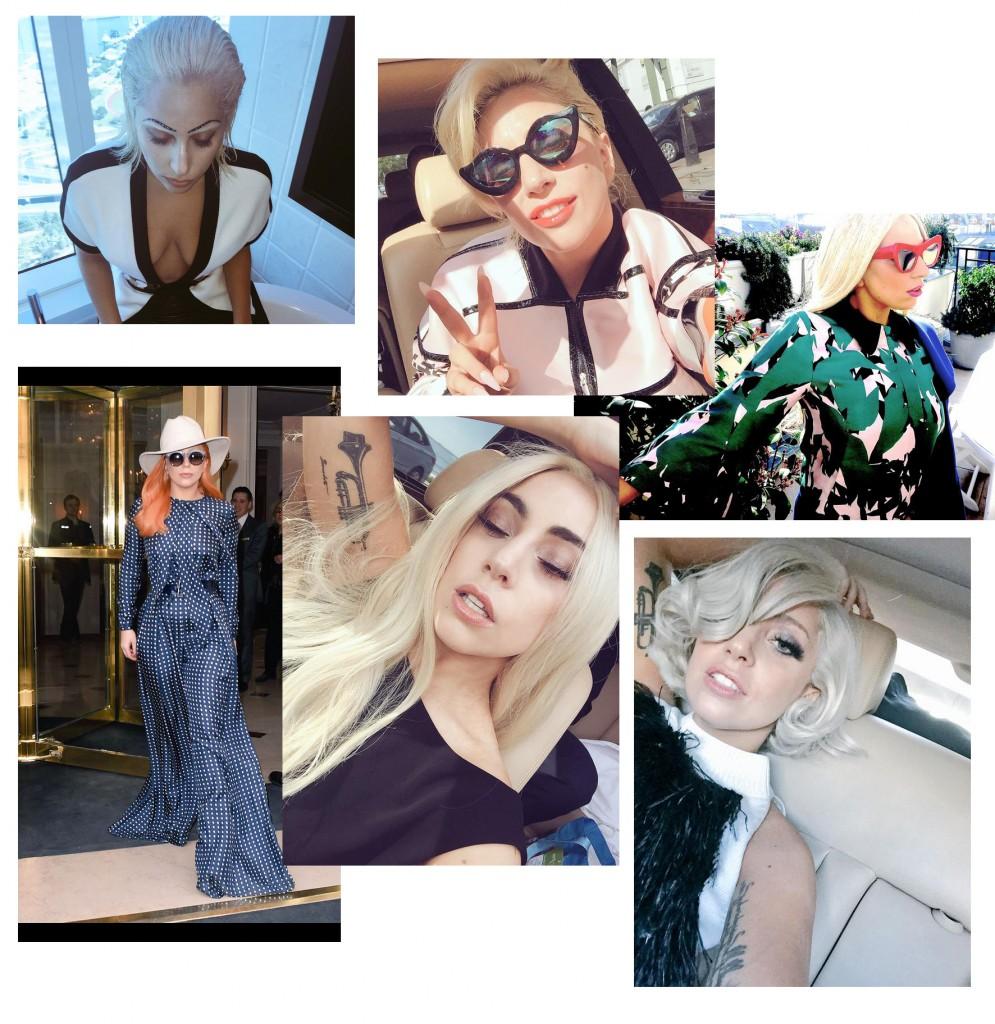 fotomontaje LadyGaga