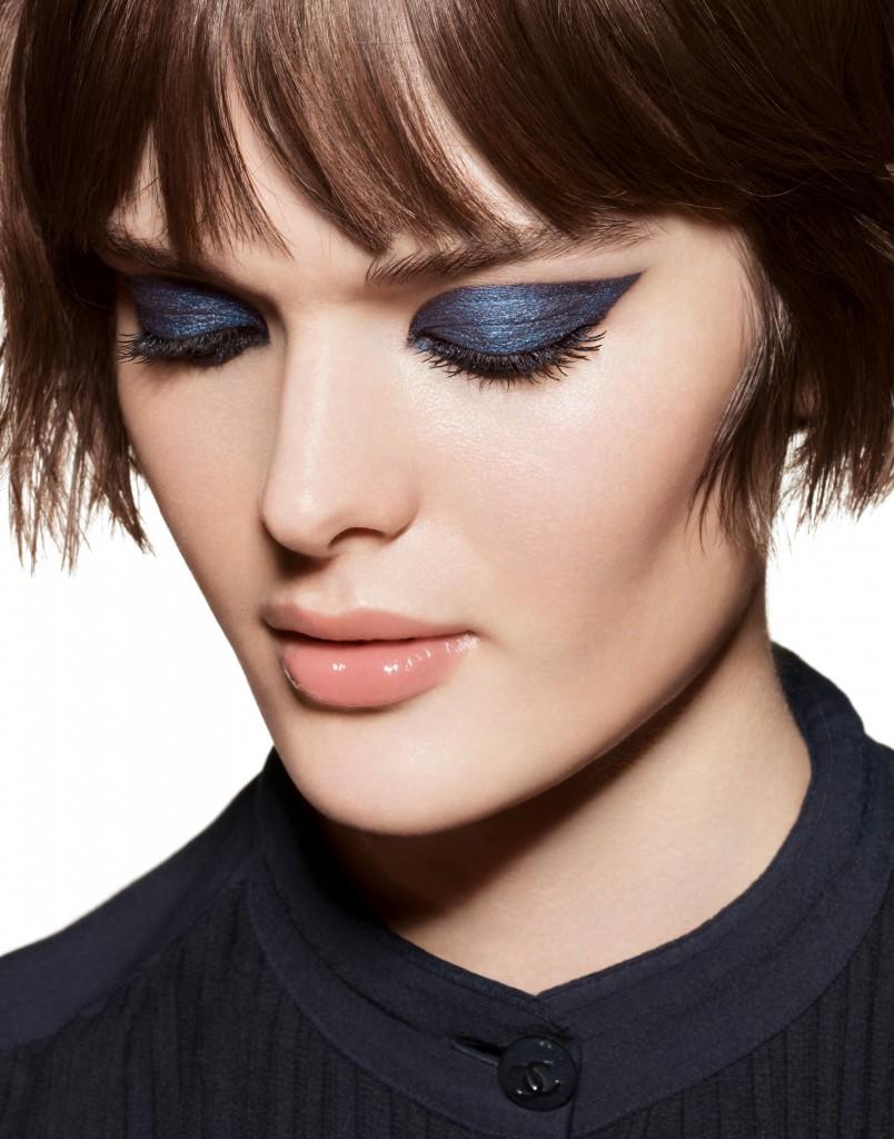 Blue Rhythm de Chanel, visual