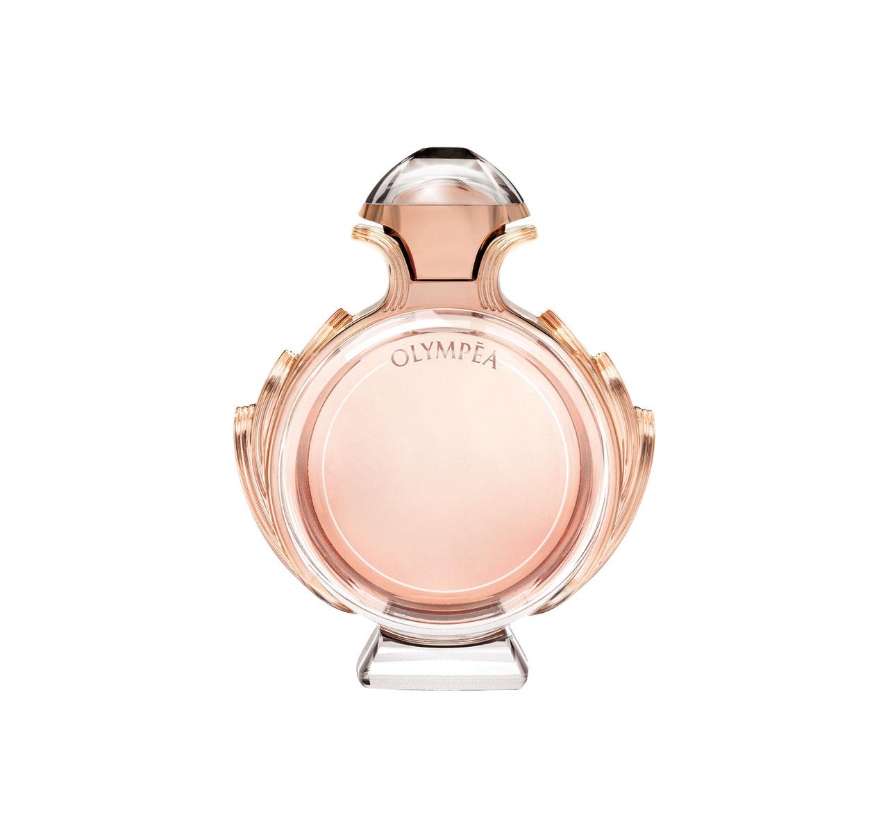 Olympéa, Paco Rabanne. Eau de parfum 80 ml, PVPR 97 €.