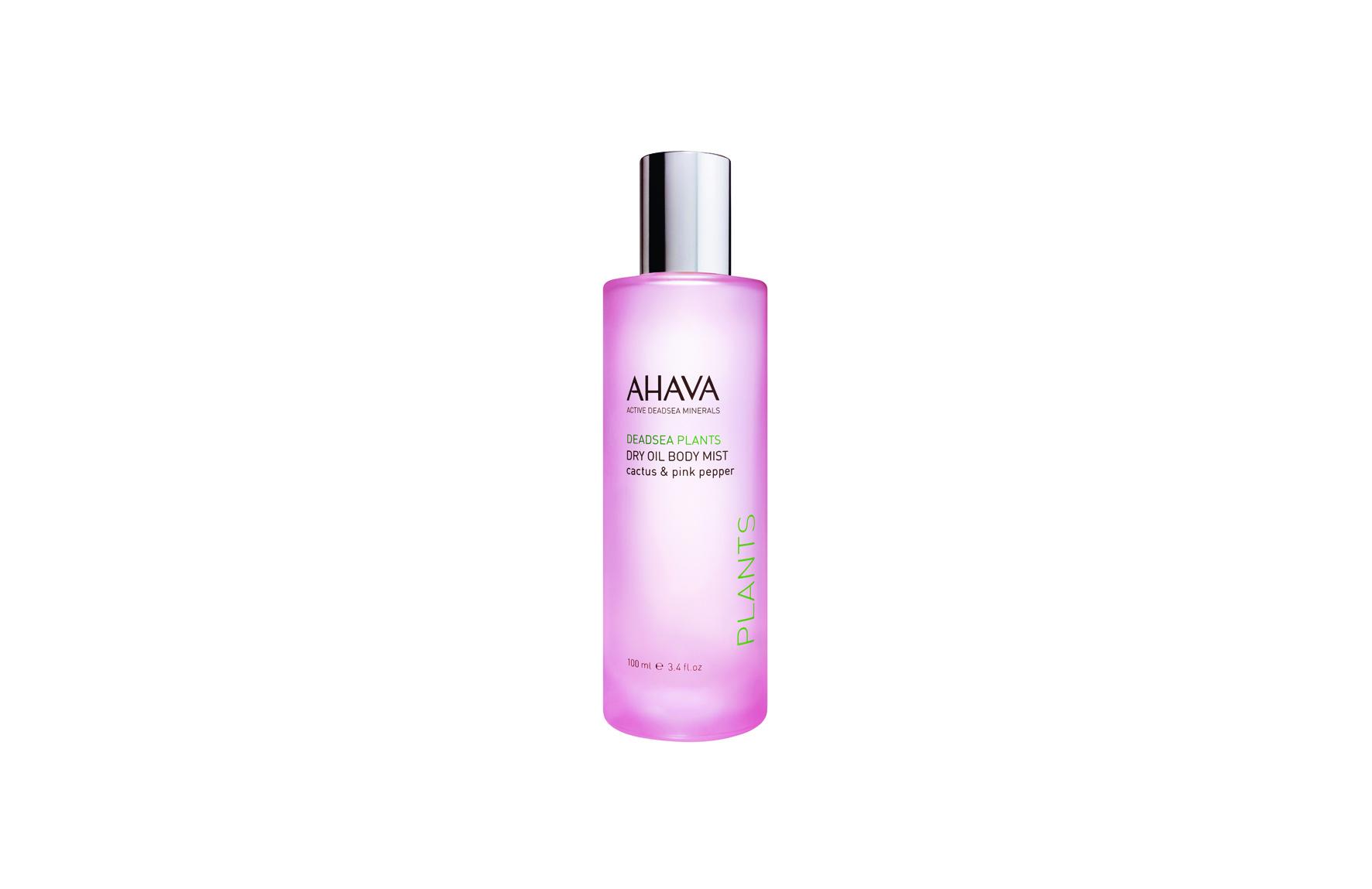 AHAVA Aceite en Seco de Cactus y Pimienta Rosa