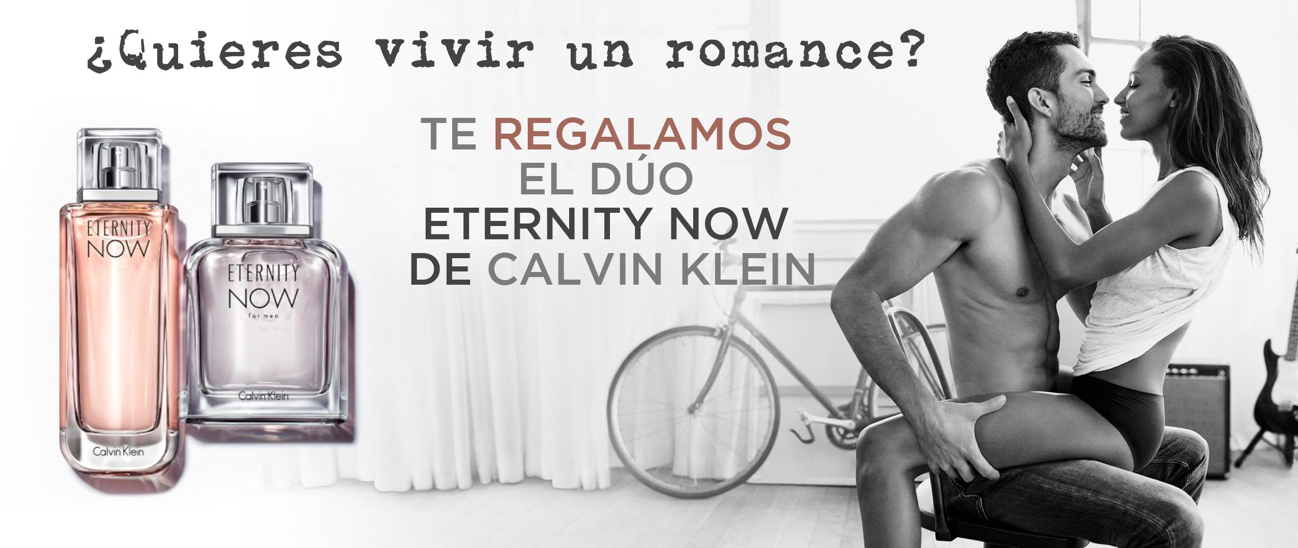 Eternity, de Calvin Klein