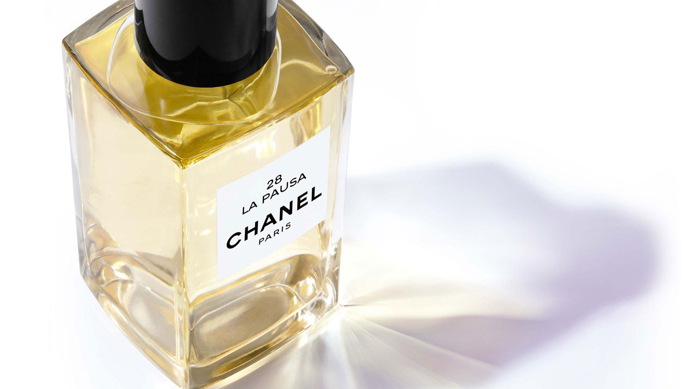 La Pausa, perfume de la colección Les Exclusifs de Chanel.