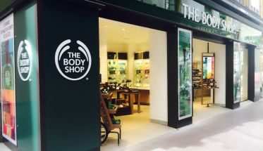 The Body Shop. Tienda de Sevilla.
