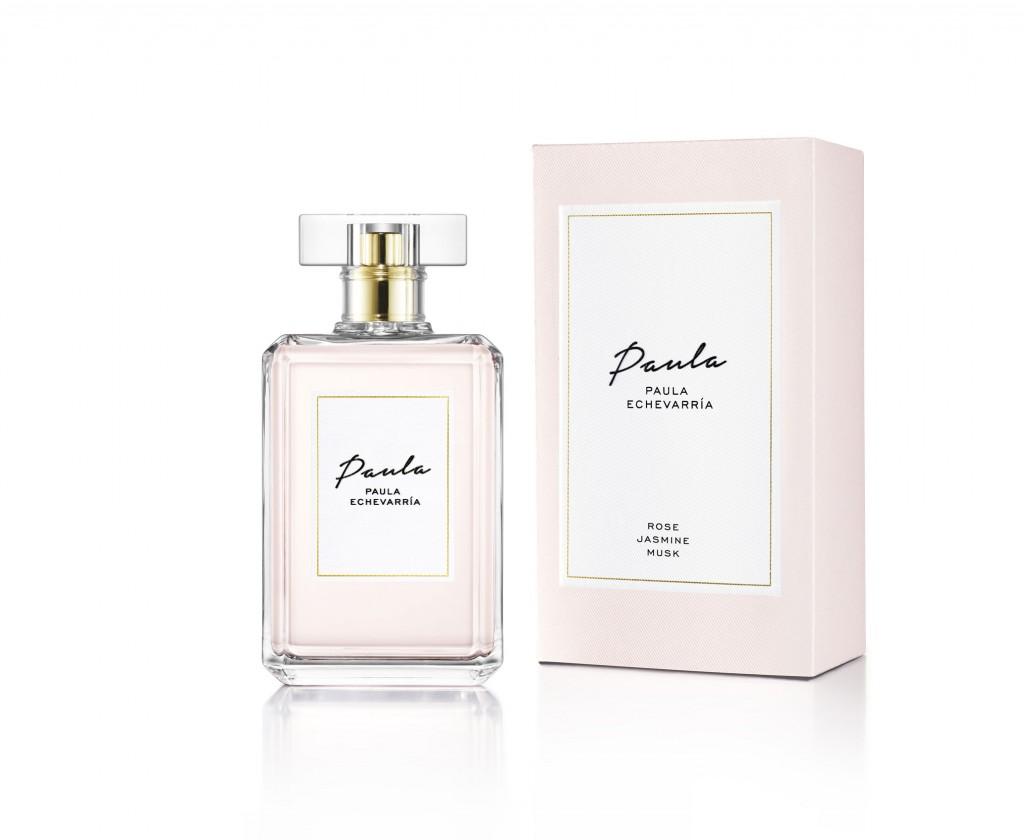 Paula, primer perfume de Paula Echevarría.