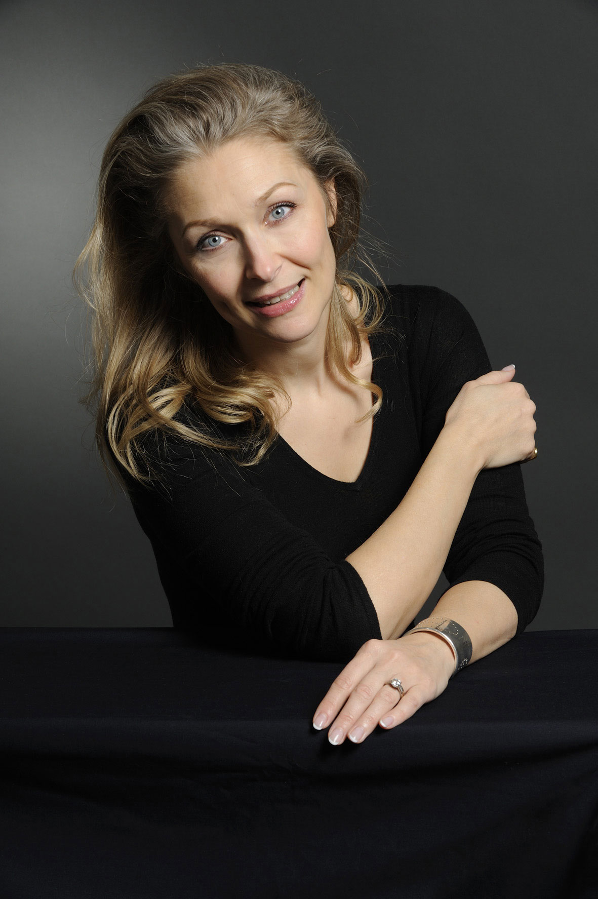 Isabelle de Maistre, directora división perfumería de Quadpack.