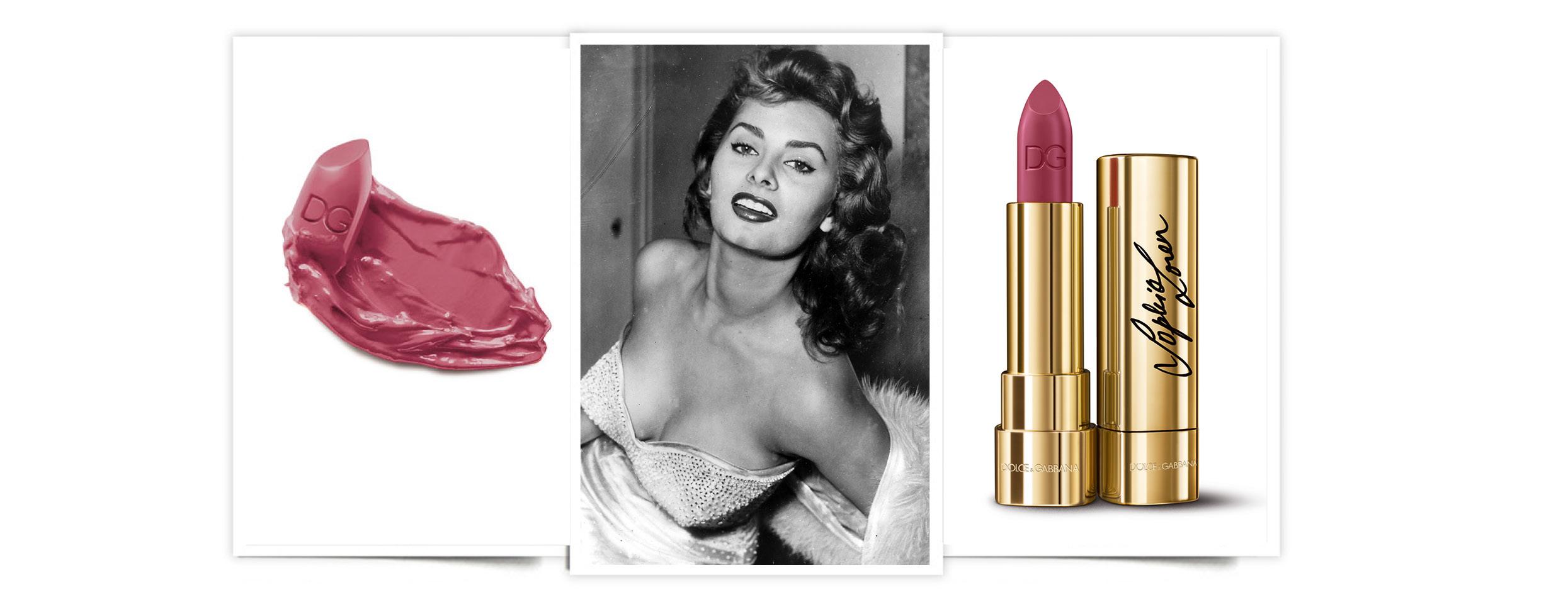 D&G Sophia Loren