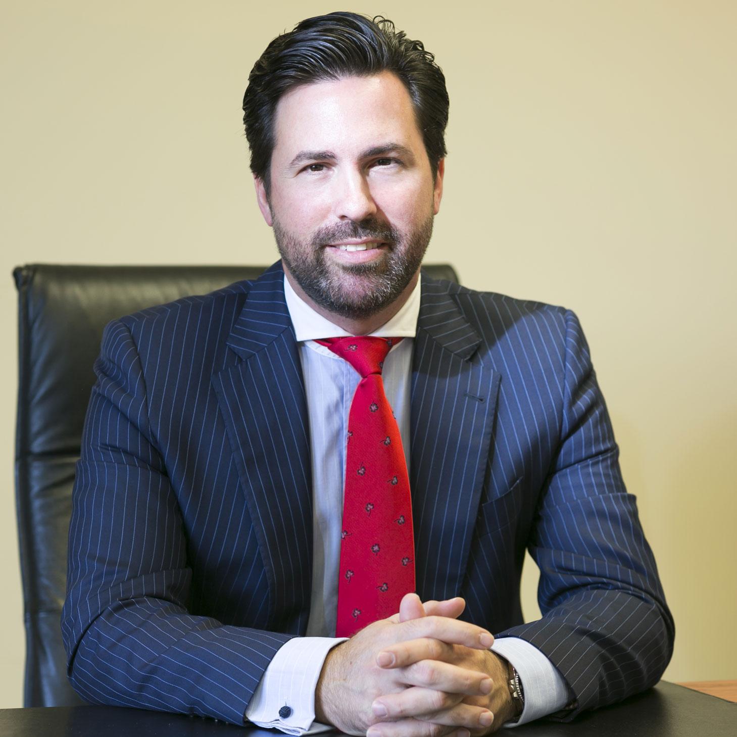 David Pérez del Pino, nuevo director general de Checkpoint Systems España y Portugal.
