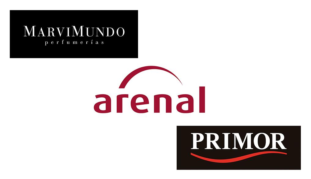 Marvimundo, Arenal y Primor.