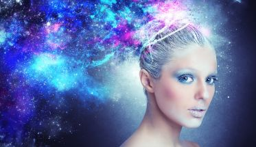 Galaxy Hair tendencia capilar