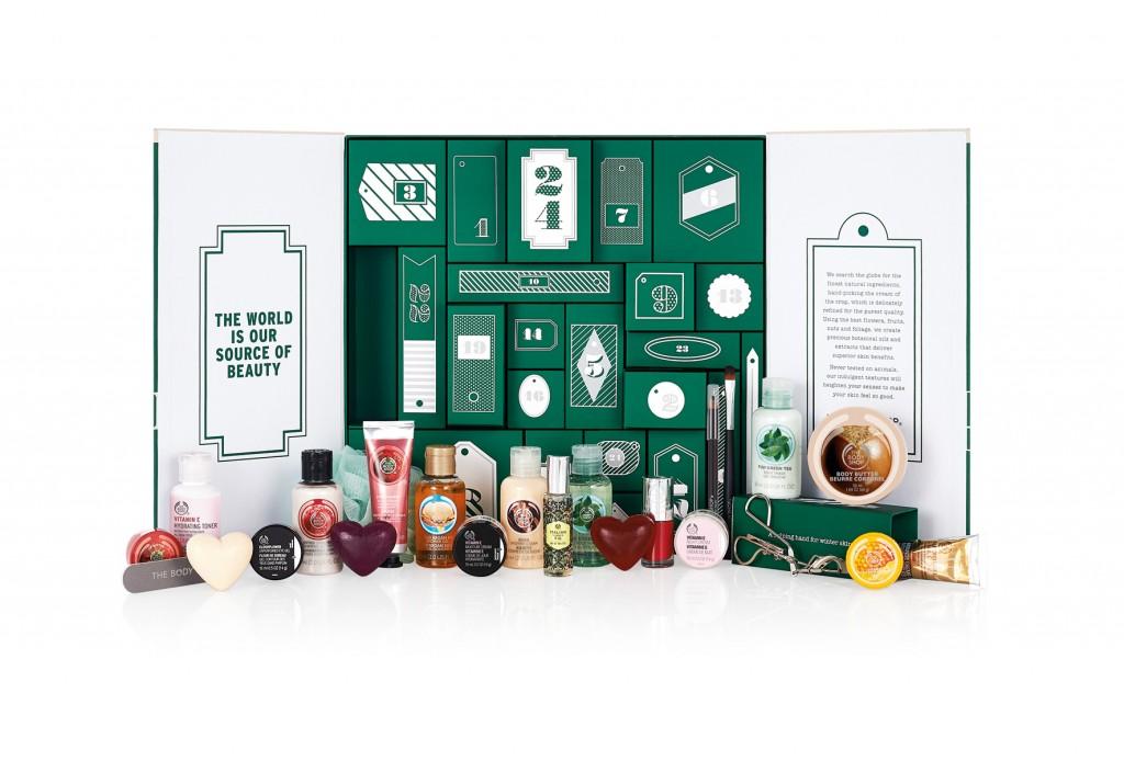 Green Advent, de The Body Shop