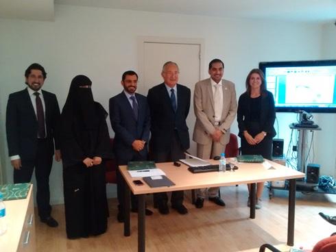 Jornada sobre Certificación Halal y el Esquema Regulatorio de Perfumes y Cosmética en EAU.