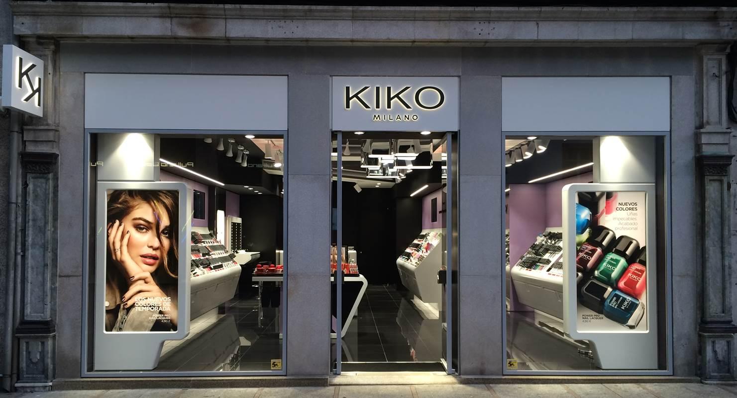 Kiko en Vigo.
