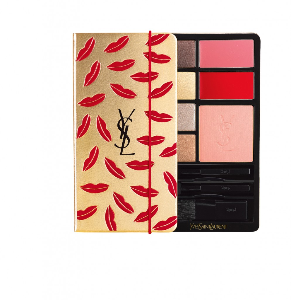 Kiss & Love Multi Usage Palette, YSL (PVPR 90€)