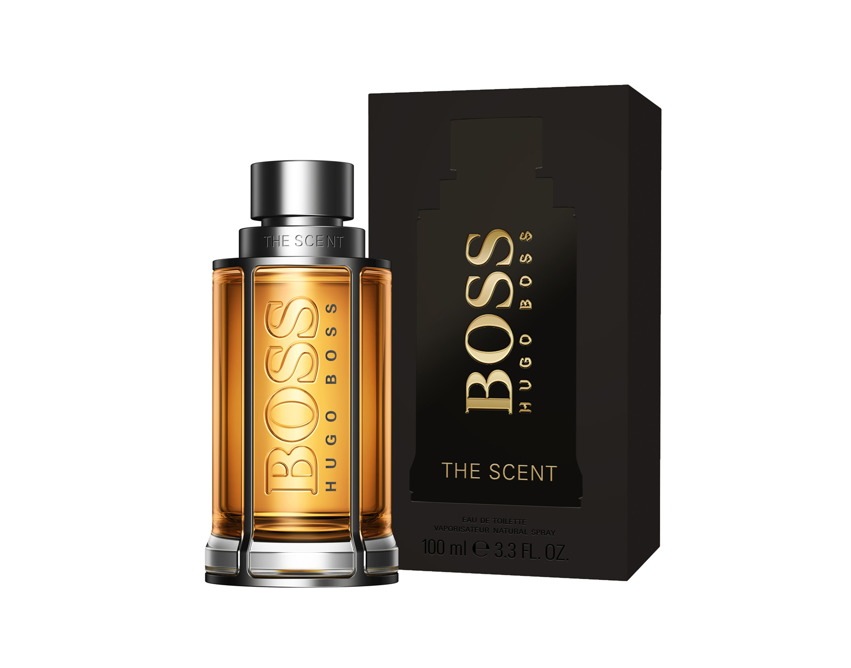 Boss The Scent, EDT 100 ml.