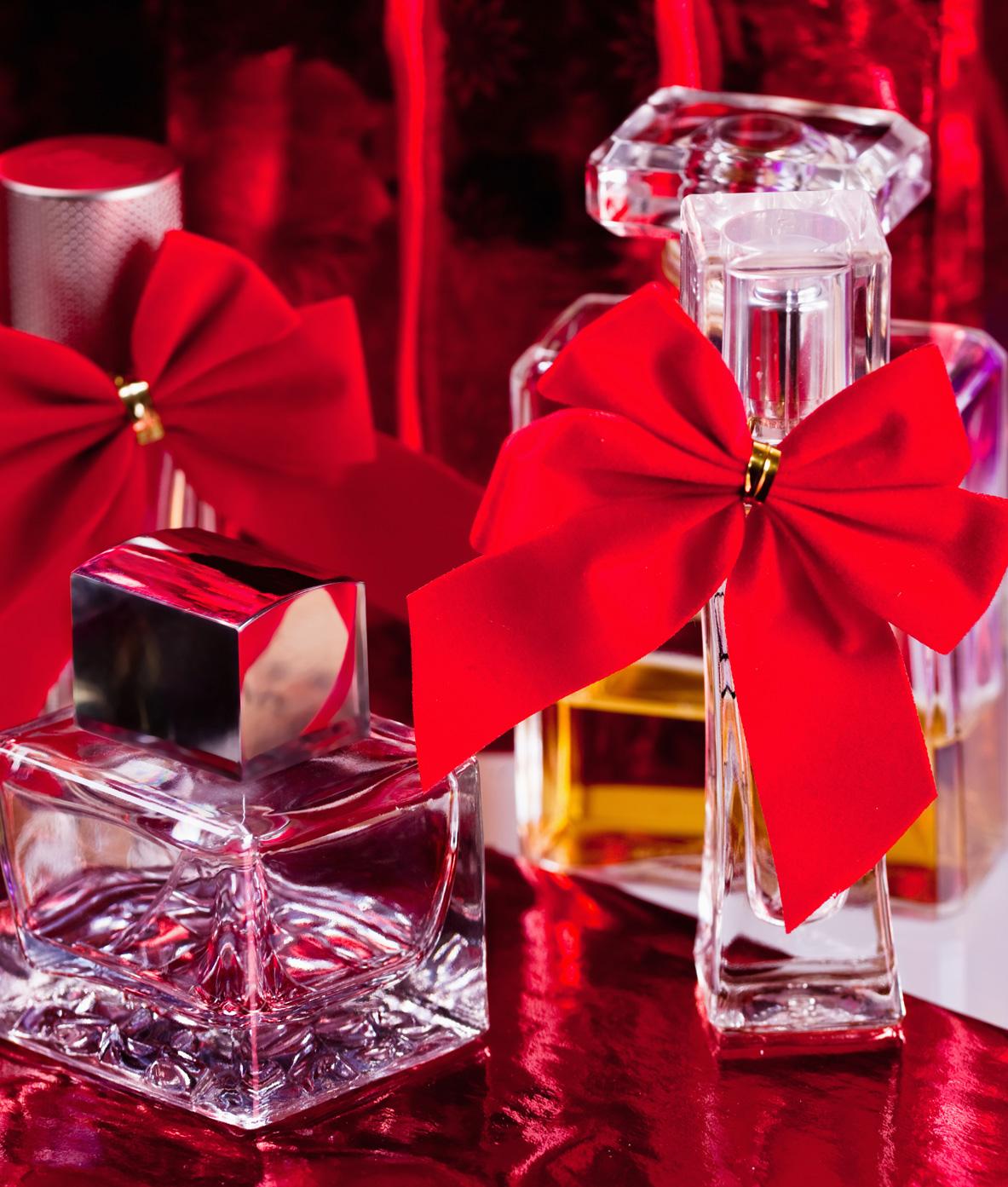 Perfumes Navidad.