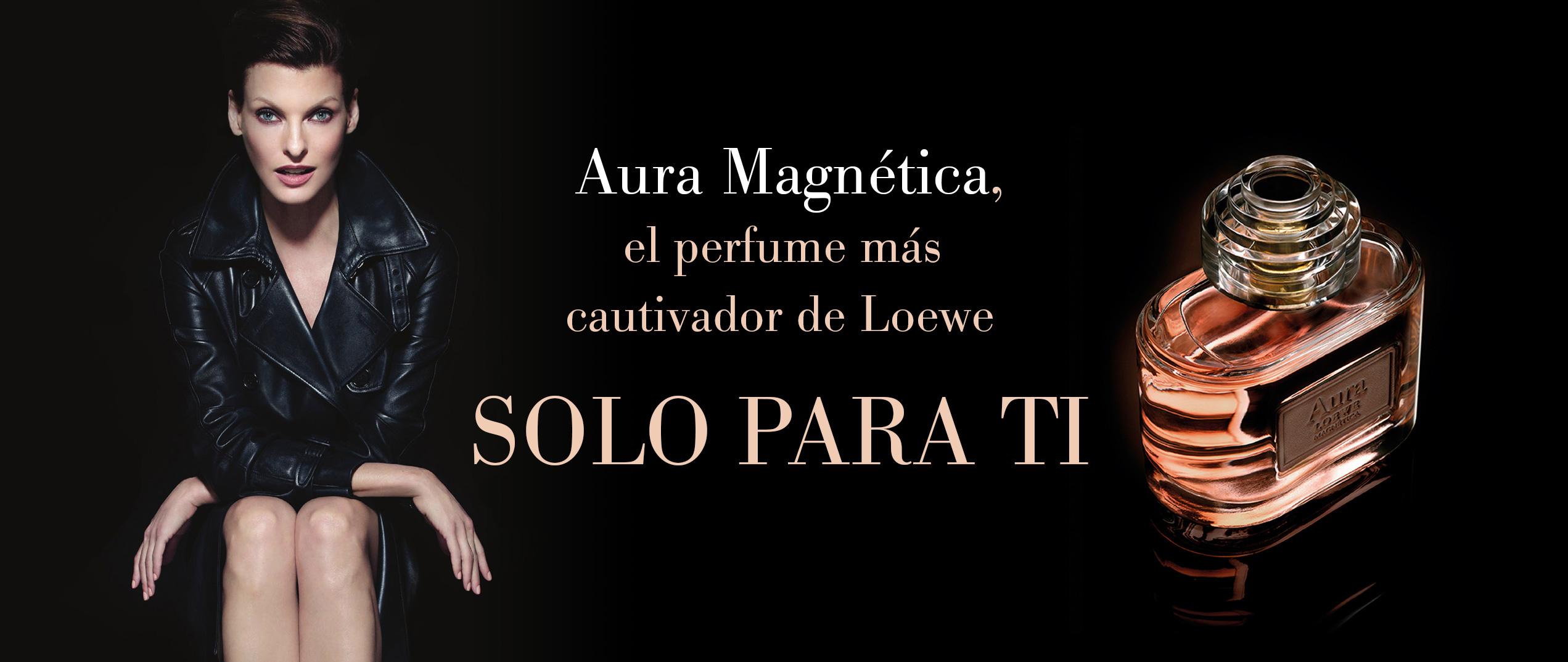 Aura Magnética, de Loewe
