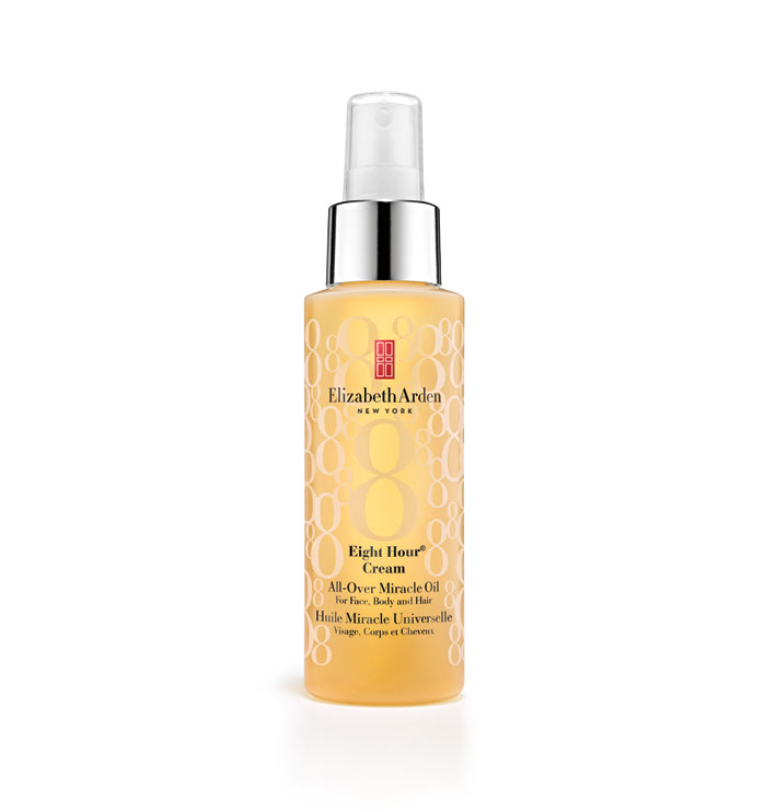 Eight Hour Miracle Oil, de Elizabeth Arden (100 ml, PVPR 35 €)