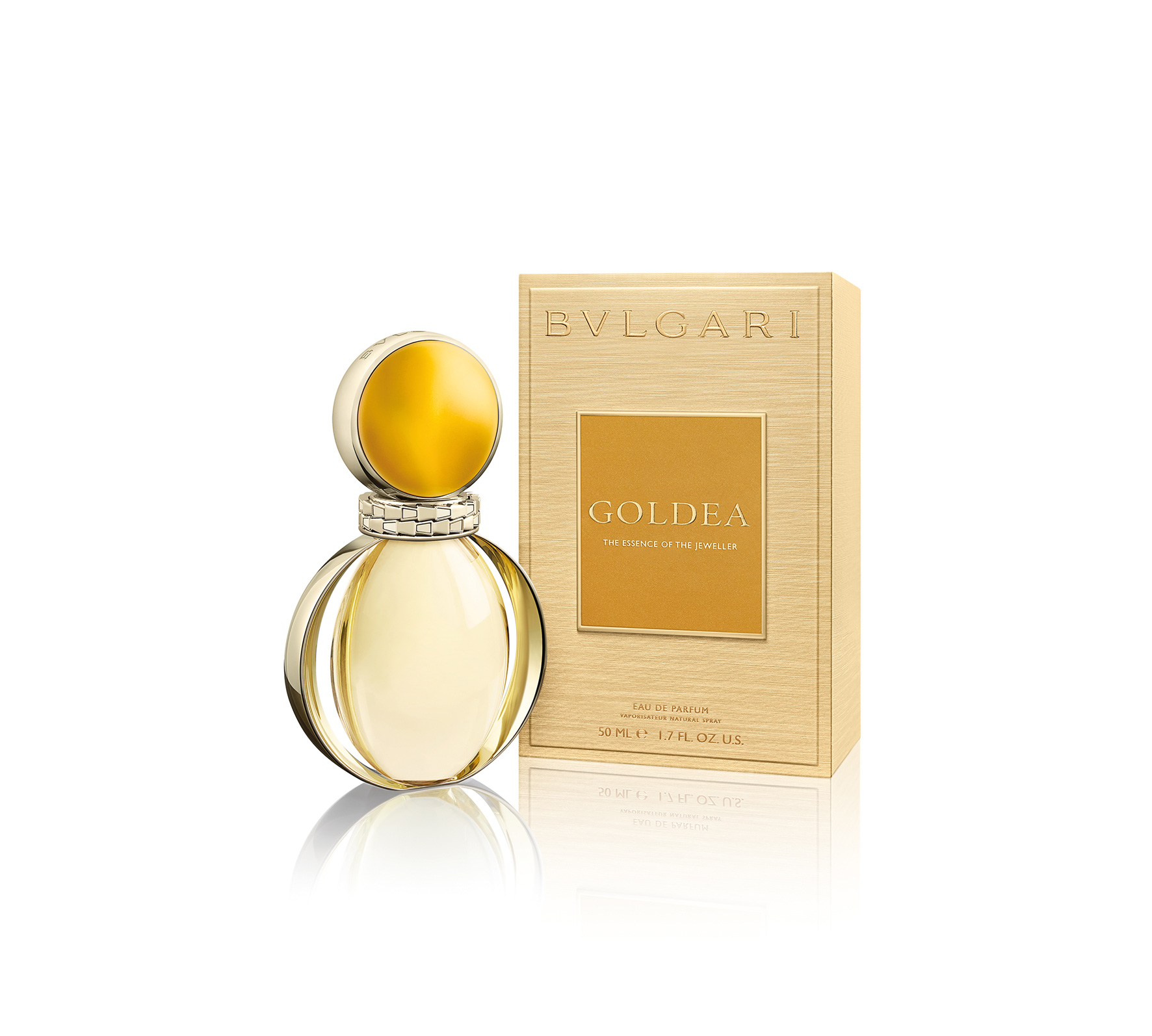 Goldea Beauty Oil, de Bvlgari