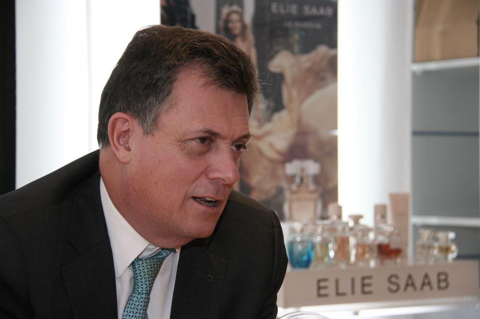 José María Pérez Diestro, director general de BPI, con NF.