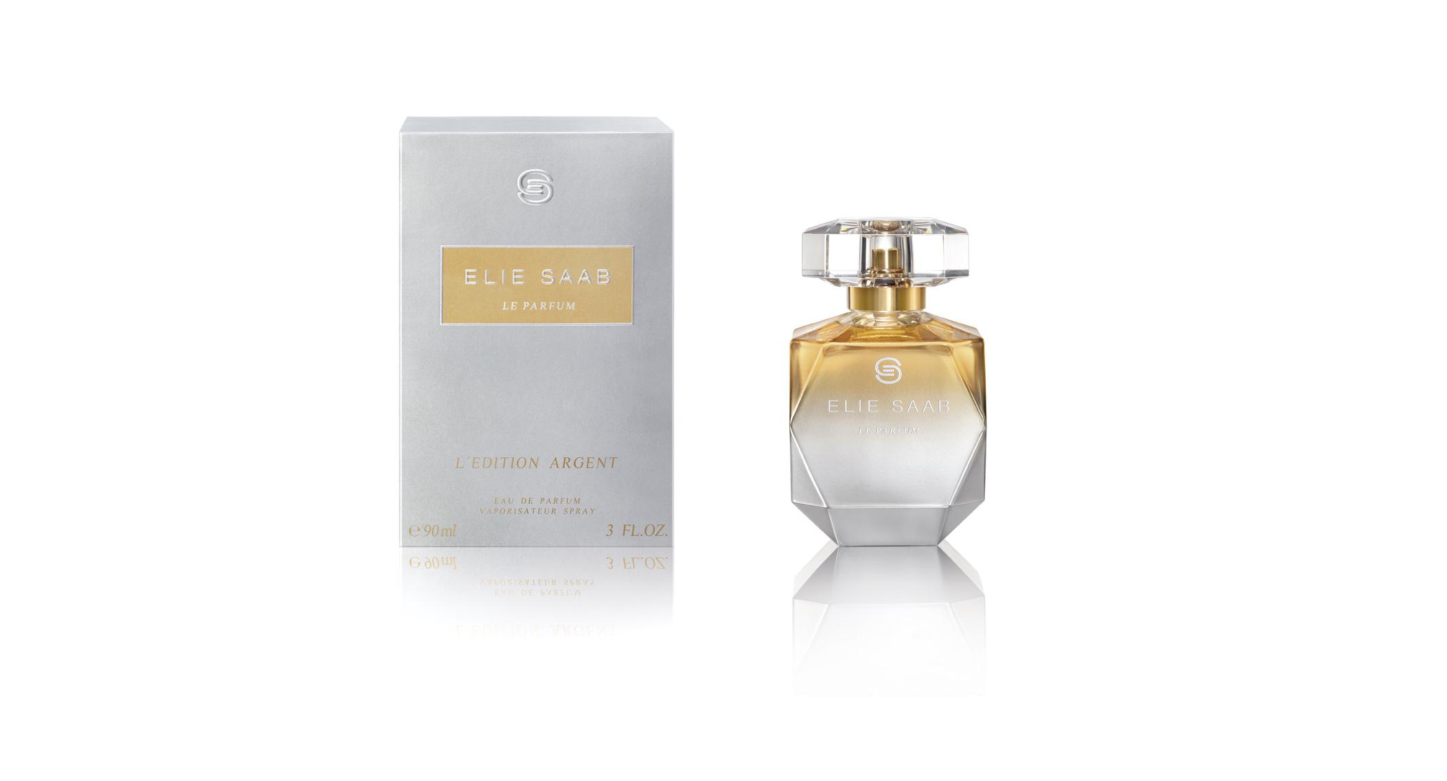 Elie Saab, Le Parfum L'Edition Argent