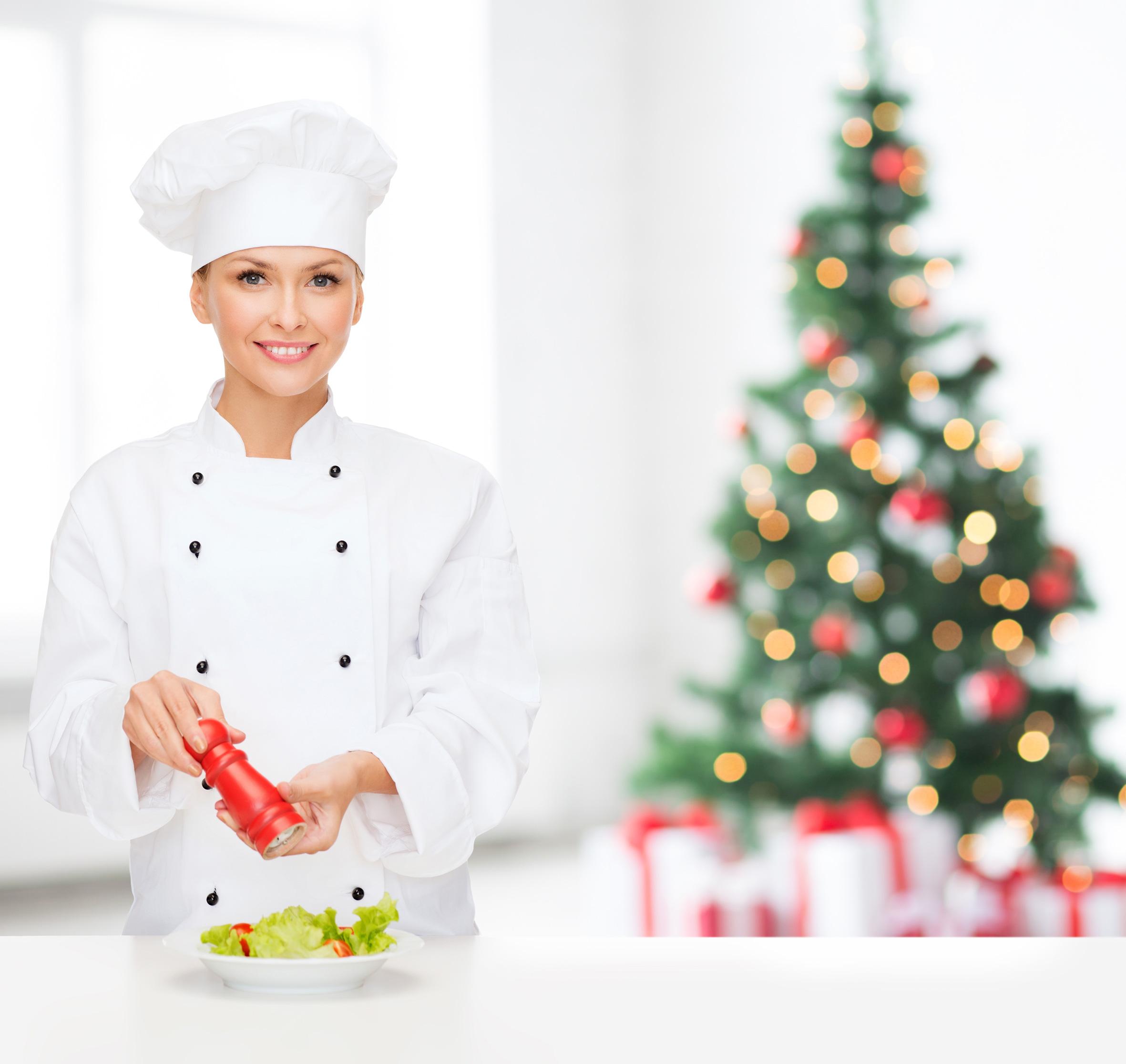 Comida sana Navidad