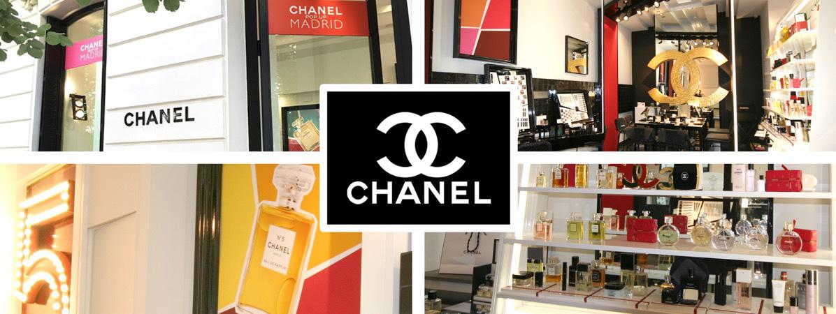 Fragancias carrusel Chanel