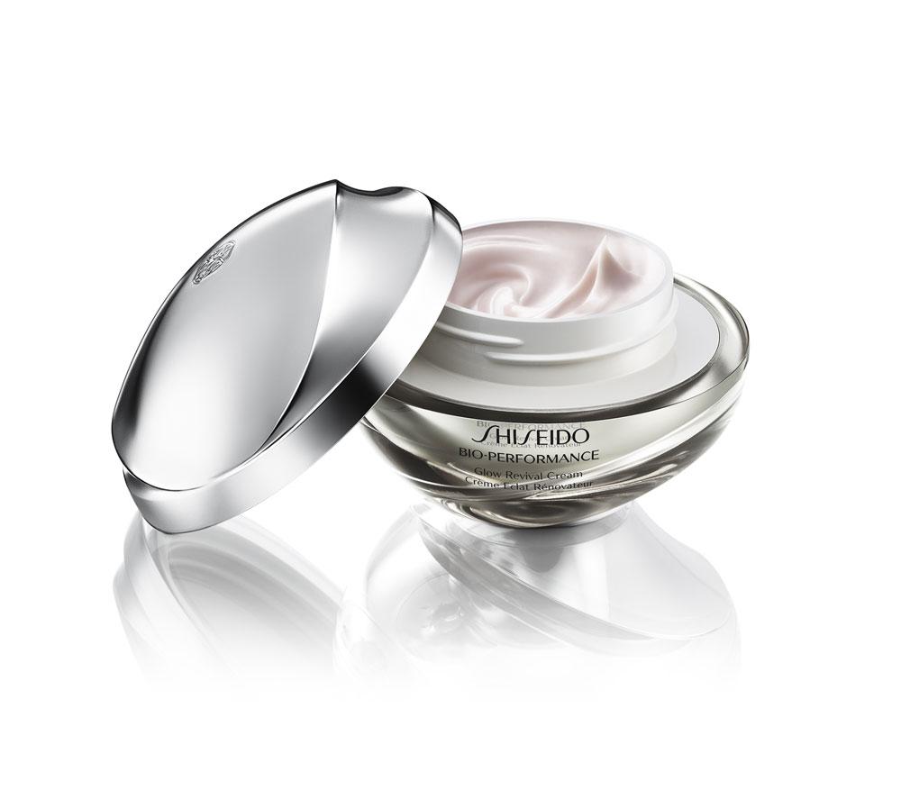 Shiseido Bio-Performance Glow Revival Cream.