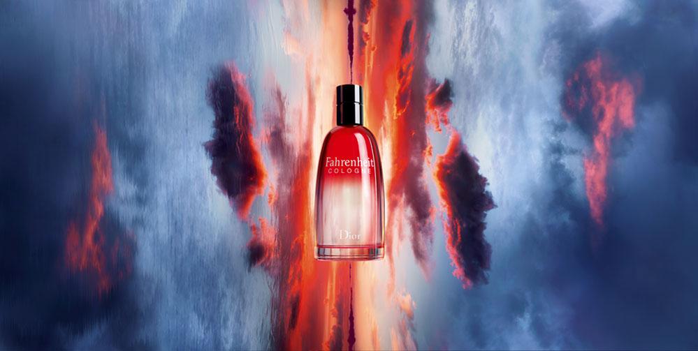 Fahrenheit Cologne, de Dior. Gravedad cero.