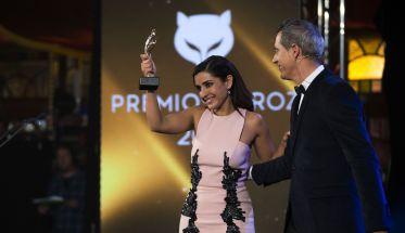 Inma Cuesta, premio Feroz a la Mejor Actriz