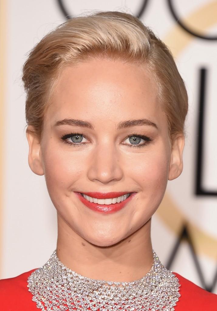 Jennifer Lawrence Globos de Oro