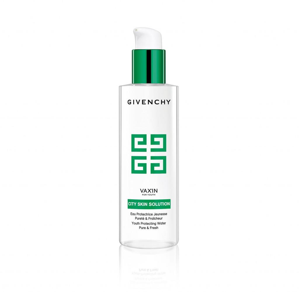 Vax'in City Skin Solution Agua Protectora de Juventud.
