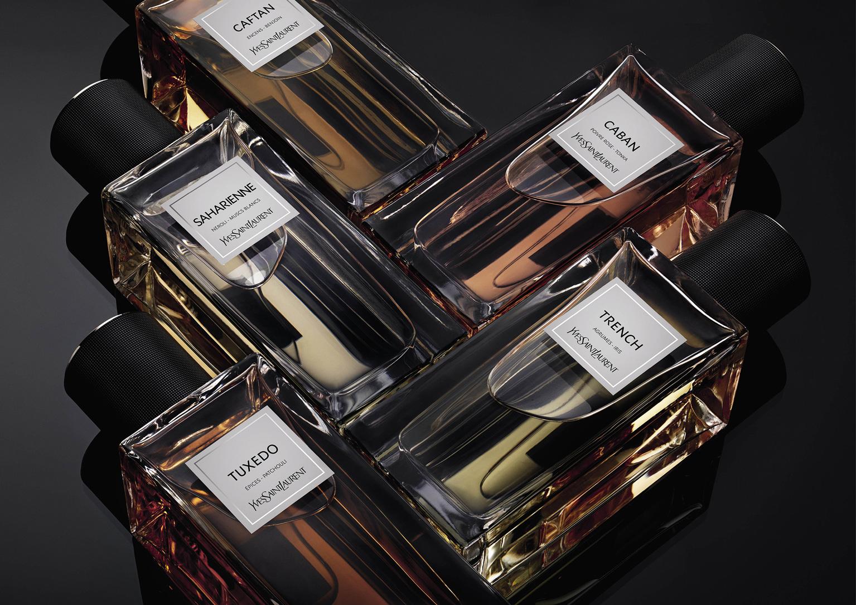 YSL Le Vestiaire des Parfums