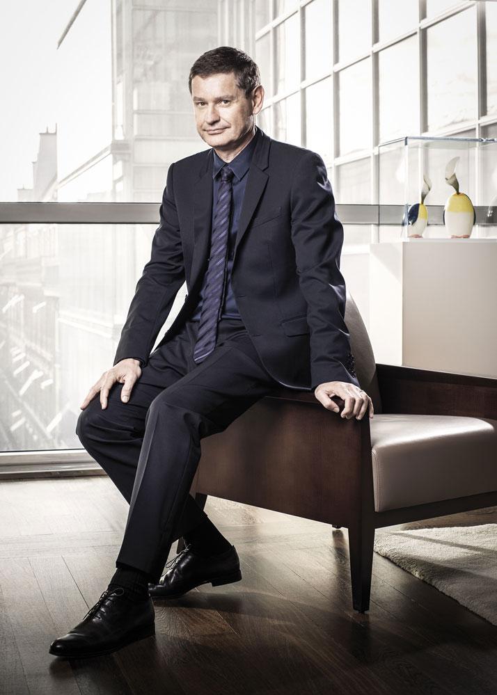 Cyrille Vigneron, CEO de Cartier.