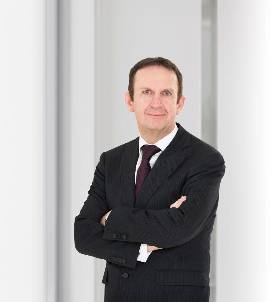 Hans van Bylen, nuevo presidente de Henkel.