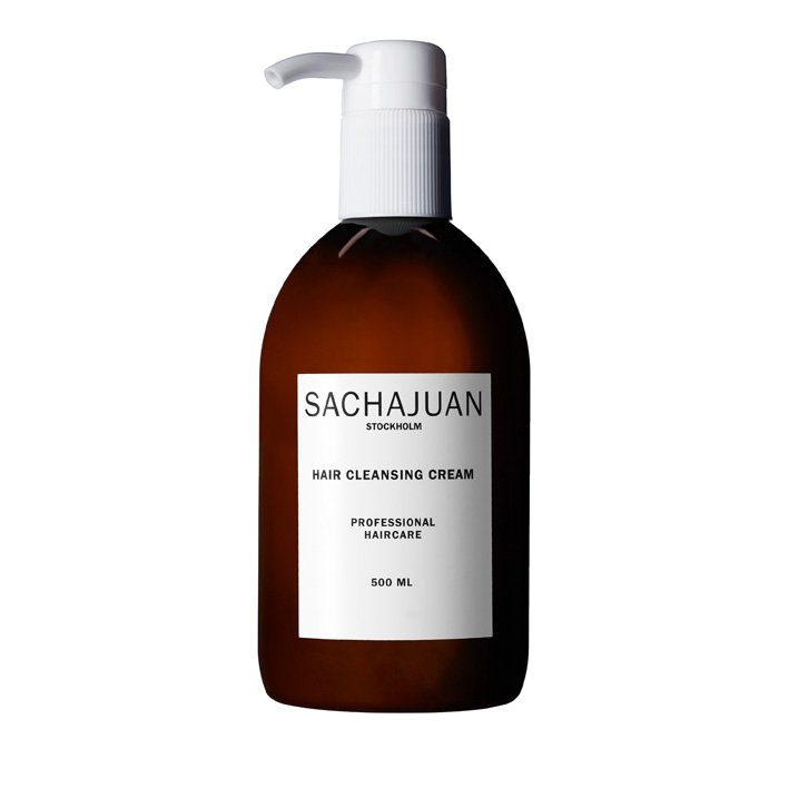 Hair Cleansing Cream, de Sachajuan